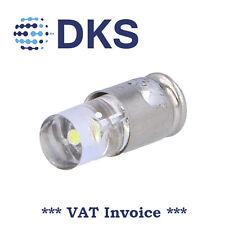 T1 3/4 28VDC LED Lamp White S5.7s 000107