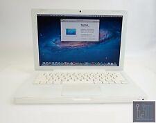 MacBook Early 2008 A1181 Laptop Intel Core 2 Duo 2.1GHz 4GB RAM 320GB OS X Lion