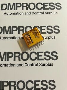 Finder 40.52 12 VAC 8A 250V 40.52.8.012.0000 PCB Mount Relay NEW