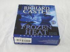 Frozen Heat by Richard Castle (2012, CD, Unabridged)