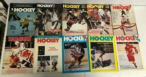 Hockey Magazine Lot, 1978-1981