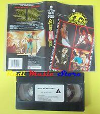 VHS QUEEN We will rock you 1989 90 minuti MUSIC CLUB MC 2032 cd mc dvd lp(VM5)