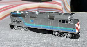 Caltrain HO Scale Bachmann Spectrum 87008 EMD F40PH Diesel KADEE Rear Coupler
