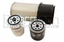 Bearmach Land Rover Defender 90 110 200Tdi Motor Öl Luft & Kraftstofffilter Satz