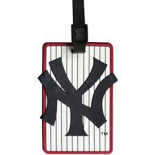 New York Yankees Bag Tag ID Tag Luggage Travel Tag MLB