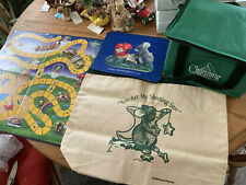 Charming Tails Dean Griff Promo Cooler Bag, Tote Bag, Game, Etc Fitz And Floyd