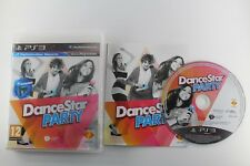 PLAY STATION 3 PS3 DANCE STAR PARTY COMPLETO PAL ESPAÑA