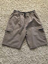 Boys Ocean Current XL Beige Shorts