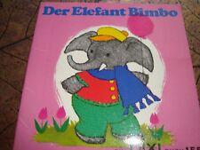 !!! DER ELEFANT BIMBO - PIXI BUCH Nr. 155 - SEHR GUTER ZUSTAND !!!
