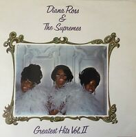 DIANA ROSS AND THE SUPREMES Greatest Hits Vol.2 1960's (Vinyl LP)
