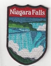 Niagara Falls Ontario Canada Souvenir Patch