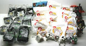 26 Premium Giveaway 2002 McDonald's Disney Spy Kids+101 Dalmatians NIP+BK Batman