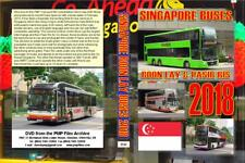 3742. Singapore. Buses. Feb 2018. Boon Lay bus interchange the biggest and busia