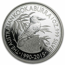 *2015 Australia 1 oz Silver PROOF Kookaburra (Berlin Coin Show) Mintage of 2500*
