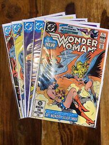 DC Comics Bronze Age 5 Issue Comic Joblot. Outstanding Comic Set. VG-VFN
