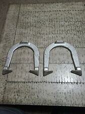 Set of Vintage Dead Eye Horseshoes for Pitching - Rare nice estate find