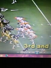79 Cleveland Browns at Pittsburgh Steelers dvd