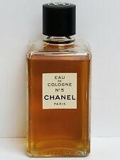Vintage Chanel N°5 Eau de Cologne Splash 2 FL. OZ  ~ 90% Full