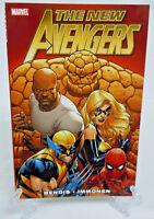 New Avengers Volume 1 Bendis 1 2 3 4 5 6 Marvel Comics TPB Trade Paperback New