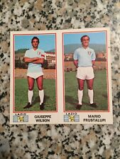 LAZIO N. 246 249 SUPER CALCIATORI PANINI 1974 75 NUOVA FIGURINA DOPPIA