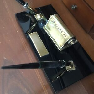 SHEAFFER WRITING DESK VINTAGE FORT MADISON IOWA USA ESCRIBANÍA ANTIC