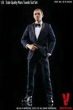 1/6 tuxedo skyfall bond verycool vcm 3001b suit
