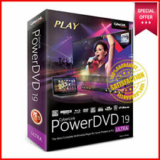 ⭐Offer⭐ Cyberlink PowerDVD ultra 19⭐LifeTime⭐Multi-language✔️Fast Delivery✔️