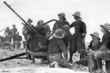 WW2 - DCA italienne en AFN en 1940