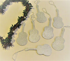 Guitar Christmas Tree Xmas Decorations Baubles Party Wedding Ornament