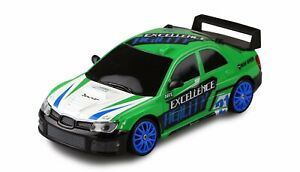 RC Drift Sport Car 1:24 grün, 4WD 2,4 GHz RTR inkl Akku