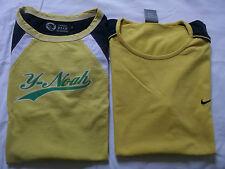lot 2 tee shirt débardeur NIKE et YANNICK NOAH 16ans et taille S