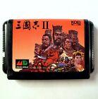 SANGOKUSHI 2 II (JAP) - jeu pour Sega Megadrive - Game for Sega Mega Drive