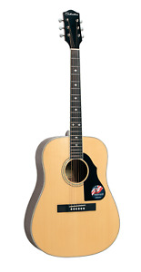 Silvertone 710NA Acoustic Steel String Guitar Solid Spruce Top