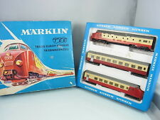 Märklin H0 3071 TEE Trans Europ Express Triebwagenzug OVP
