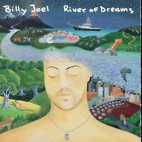 River of Dreams - Billy Joel - EACH CD $2 BUY AT LEAST 4  - CD