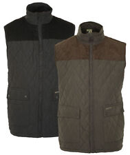 Bodywarmer Quilted Fleece Lined Mens Champion Arundel Warm Country Gilet S-3xl XL Olive Green