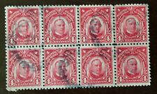Philippines stamp  #290 used never hinged block of 8