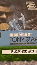 Hot Toys MMS209 Ironman 3 Mechanic 1/6 figure's augmented cognition head set
