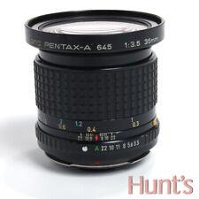 PENTAX SMC PENTAX-A 35mm f3.5 MANUAL FOCUS 645 SYSTEM LENS