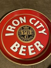 Iron City Beer Tray