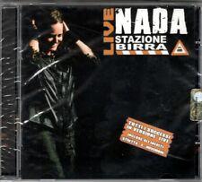NADA - LIVE STAZIONE BIRRA - CD NUOVO SIGILLATO BONUS 2 INEDITI