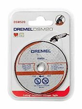 Dremel Cutting Wheel/Disc/Blade for DSM20 Saw-Max Tool 2615S520JA