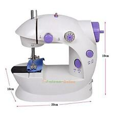 Mini Electric Portable Desktop Sewing Machine Hand Held Home Household Tools NEW