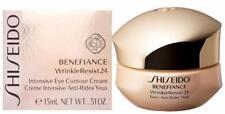 Shiseido Benefiance WrinkleResist  24 Intensive Eye Contour Cream .51 oz NIB