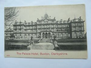 Buxton, Derbyshire. The Palace Hotel