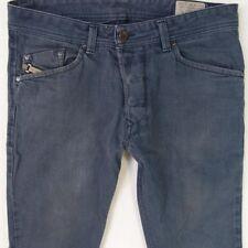 Mens Diesel DARRON 008QU Slim Tapered Regular Fit Blue Jeans W32 L34