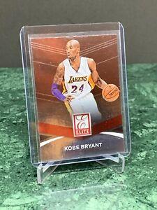 Kobe Bryant Panini Donruss Elite #23 2015