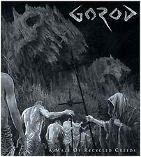 Gorod - A Maze of Recycled Creeds - New CD Album
