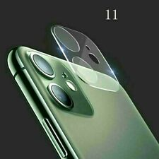 Full Cover Tempered Glass Camera Lens Screen Protector For iPhone 11 Pro Max