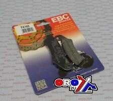 New EBC Brake Pads REAR HONDA NSR 250 NR 750 N 92 VFR 750 88-90 VFR 750 R 94-95